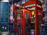 Mystery P.I.: The London Caper Macintosh Phone Booth - objects