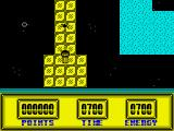 Die Alien Slime ZX Spectrum Hero is small dot.