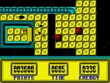 "Die Alien Slime ZX Spectrum ""black hole"" - strange enemy."