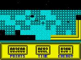 Die Alien Slime ZX Spectrum Space base is big... and built in strange colors.