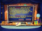 Blinky Bill and the Magician Windows The game will attempt to access the Blinky Bill Clubhouse site but in 2013 this proved to be a dead link.