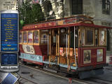 Mystery P.I.: Stolen in San Francisco Windows Cable Car - objects