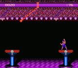 American Gladiators NES Winning Cannonball