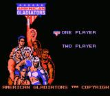 American Gladiators NES Game type