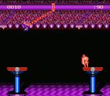 American Gladiators NES Rearing up for a big hit