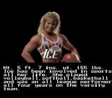 American Gladiators SNES Ice Bio
