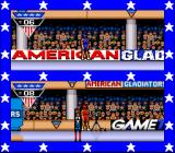 American Gladiators SNES End of Eliminator