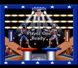 American Gladiators SNES Joust Start