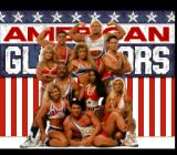 American Gladiators SNES Title Screen