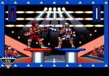 American Gladiators Genesis Getting beaten up to this point