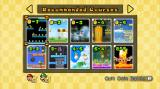 New Super Mario Bros. Wii Wii Recommended courses for multiplayer Coin Battle