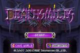 Deathsmiles iPhone Main menu