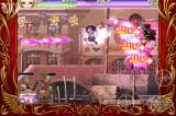 Deathsmiles iPhone Gameplay with the character facing the other way.