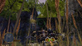 Oddworld: Stranger's Wrath HD Windows You stay hidden in tall grass. You've loaded the right part of your double-barrel crossbow with a web-releasing, binding spider