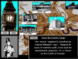 Dracula in London Windows 3.x Searching for clues to the count's location