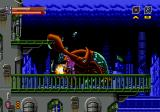Phantom 2040 Genesis During the boss fight, secondary enemies were eliminated