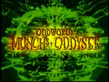 Oddworld: Munch's Oddysee Windows Title screen