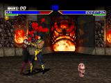 Mortal Kombat 4 PlayStation Get over here!