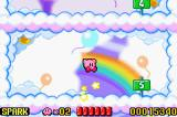 Kirby: Nightmare in Dreamland Game Boy Advance End of level