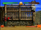 Samurai Shodown: Warriors Rage PlayStation Oboro's Amazons: first challenge