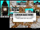 Dracula in London Windows 3.x Search news reports for signs of Dracula's presence
