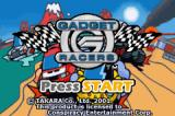 Gadget Racers Game Boy Advance Welcome to Gadget Racers