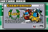 Gadget Racers Game Boy Advance There are many kinds of races - Championships, Drags, and more