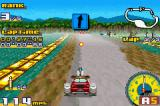 Gadget Racers Game Boy Advance Some tracks allow you to shoot your opponents