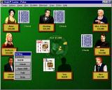 Hoyle Casino Windows Texas Hold 'Em Poker game in-progress