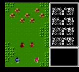 Exodus: Ultima III NES Battle. Easy enemies.