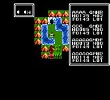 Exodus: Ultima III NES Enter the cave? Thou shall not pas!