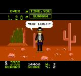 Wild Gunman NES Failure