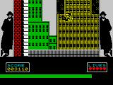 Hudson Hawk ZX Spectrum Long fall