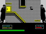 Hudson Hawk ZX Spectrum Stairs