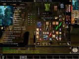 Neverwinter Nights: Hordes of the Underdark Windows A look at your character and inventory sheets