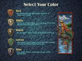 Magic: The Gathering Windows Character Creation - Deck Color. Any planeswalker (you) should choose a particular color to focus your power. Choosing a particular color only effects the initial deck of cards when you start the game