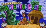 Hanna-Barbera Cartoon Carnival Windows 3.x Scooby-Doo's Adventure Isle (Title)