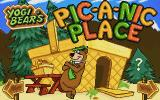 Hanna-Barbera Cartoon Carnival Windows 3.x Yogi Bear's Pic-a-nic Place (Title)