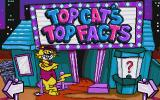 Hanna-Barbera Cartoon Carnival Windows 3.x Top Cats Top Facts (Title)