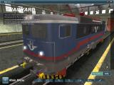 Trainz Simulator 2009: World Builder Edition Windows The railyard, where you can inspect each engine or wagon in detail. The pantographs, lights and horn can be operated here.