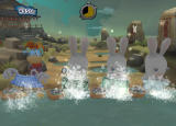 Rayman Raving Rabbids 2 Windows Dirty clothes -> river