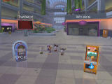 Rayman Raving Rabbids 2 Windows Main menu