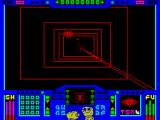 Deathscape ZX Spectrum Enemy incoming!
