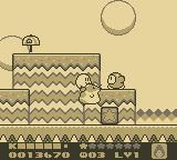 Kirby's Dream Land 2 Game Boy Riding on hamster - Mario & Yoshi have a rivals