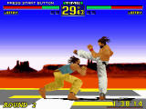 Virtua Fighter Remix Windows Mirror match