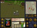 Warhammer: Shadow of the Horned Rat Windows 3.x Civilian on battlefield? Get out!