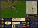 Warhammer: Shadow of the Horned Rat Windows 3.x Blood trace
