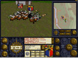 Warhammer: Shadow of the Horned Rat Windows 3.x Total mess in fight