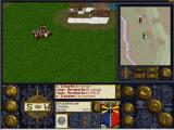 Warhammer: Shadow of the Horned Rat Windows 3.x Units rest near build