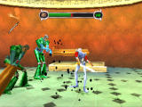 MediEvil II PlayStation Undead knights - missing brothers?